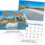 New York Wall Calendars